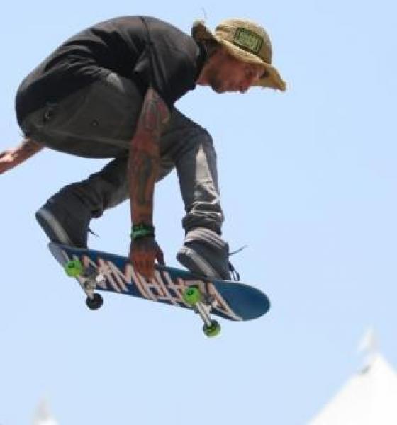 Lizard King: The Resident Bad Boy of Skateboarding